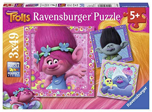 Ravensburger Italy- Puzzle Trolls, 08013 7