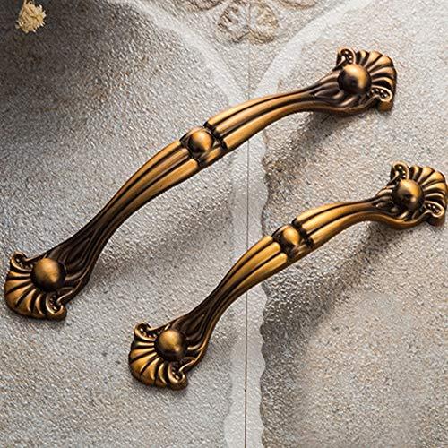 Maniglie delle porte Moderna in lega di zinco for armadi porta del cassetto Armadio Cucina Bagno...
