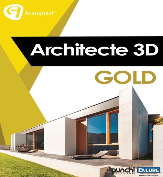 Architecte 3D Gold 2017 (V19) [Téléchargement]