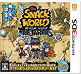 NINTENDO 3DS The Snack World Trejarers JAPANESE VERSION Region Lock Jeux zone Only For Japanese System
