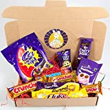 Cadbury Easter Chocolate Treat Box By Moreton Gifts