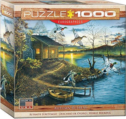 Eurographics 8000–2.189,5cm Autumn Retreat Puzzle da Pezzi