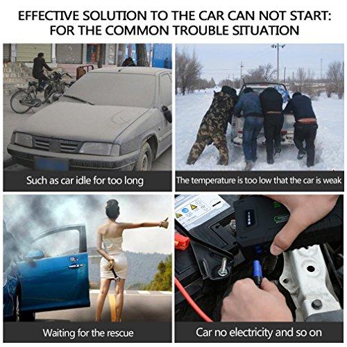 jump starter d marrage de voiture portable led catuo 1000a. Black Bedroom Furniture Sets. Home Design Ideas