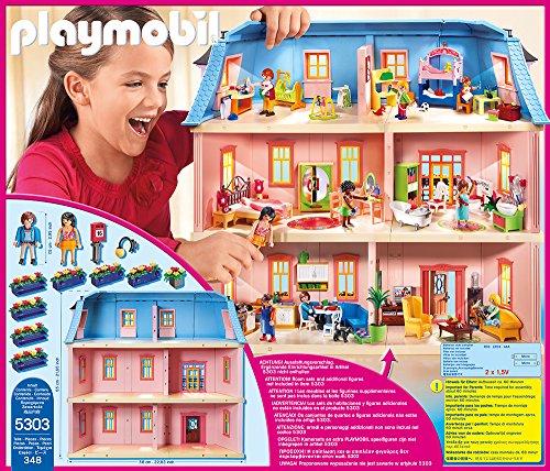 Playmobil 5303 – Romantisches Puppenhaus - 3