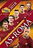 calendario AS ROMA 2018 UFFICIALE - (29x42)