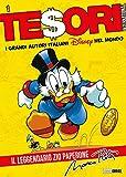 TESORI  INTERNATIONAL 12- I grandi autori italiani Disney nel Mondo 1