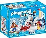 Playmobil Enfants avec Boules de Neige, 9283