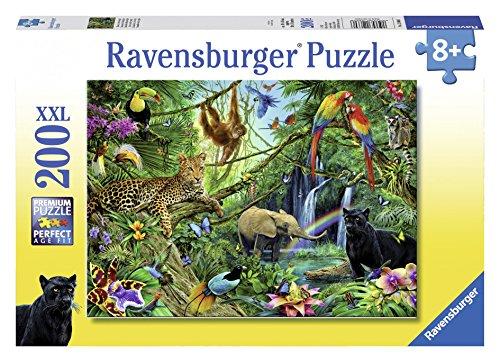 Ravensburger 12660 - La Giungla - 200 pezzi