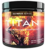 Chaos&Pain Titan Hardcore Pre-Workout Booster Trainingsbooster Bodybuilding 375g 25 Portionen (Watermelon - Wassermelone)