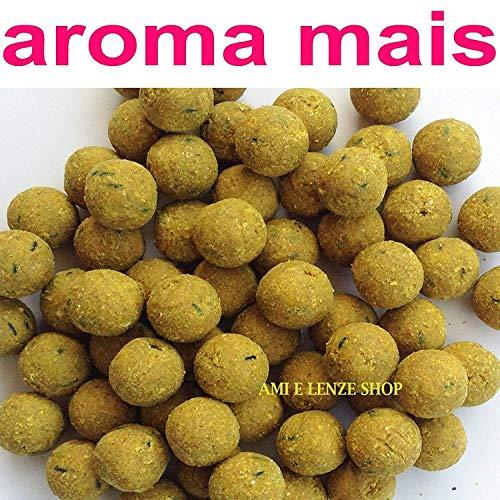 Generico BOILIES BOILE Mais BOILES CARPFISHING DIAM 20 Pesca Carpa PASTURA Esca INNESCO Aroma