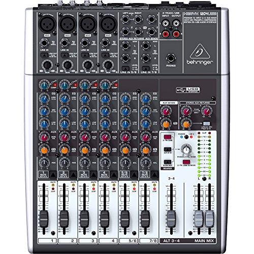 BEHRINGER XENYX 1204USB - Mesa de mezclas