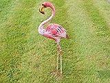 Get Goods Gartendekoration Flamingo, klein