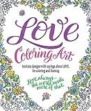 Love Coloring Art