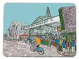 Borough Market London tovaglietta