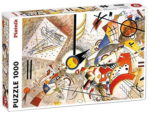 Piatnik 5396 - Kandinsky, Bustling Aquarelle - Puzzle da 1000 pz.