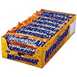 Cadbury Wunderbar Peanut-Butter Schokoriegel 24 Stück
