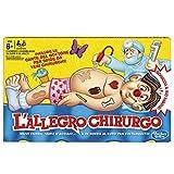 Hasbro Gaming L'Allegro Chirurgo (Gioco in Scatola), B2176456