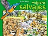 Animales salvajes (Libro Puzle 48 Piezas)