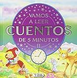 VAMOS A LEER CUENTOS DE 5 MINUTOS: Vamos A Leer Cuentos En 5 Minutos - Volumen II: 2