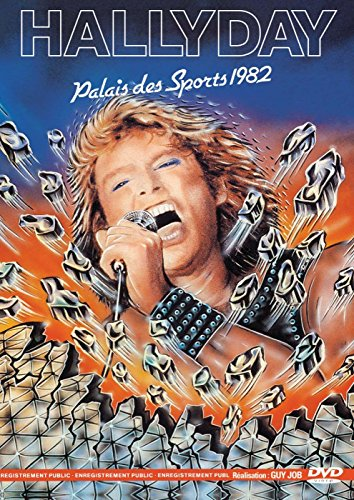 Johnny Hallyday : Live au Palais des Sports (1982)