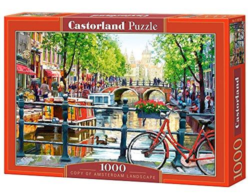 Amsterdam Paesaggio, Puzzle di 1.000 Pezzi