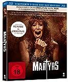 Martyrs - Original & Remake [2-Disc Blu-ray-Box mit O-Card] [Alemania] [Blu-ray]