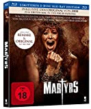 Martyrs - Original & Remake [2-Disc Blu-ray-Box mit O-Card] [Alemania] [Blu-ray]