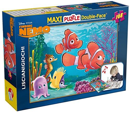 Liscianigiochi 31726 Puzzle Df Supermaxi 108 Nemo