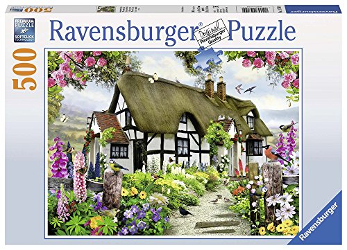 Ravensburger Italy Puzzle 500 Pezzi,, 14709