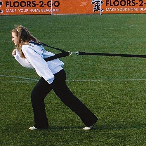 Central Arnés deportivo de fútbol y fitness Sprint (velocidad de potencia Resistencia