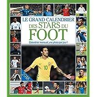Le grand Calendrier des stars du foot 2018