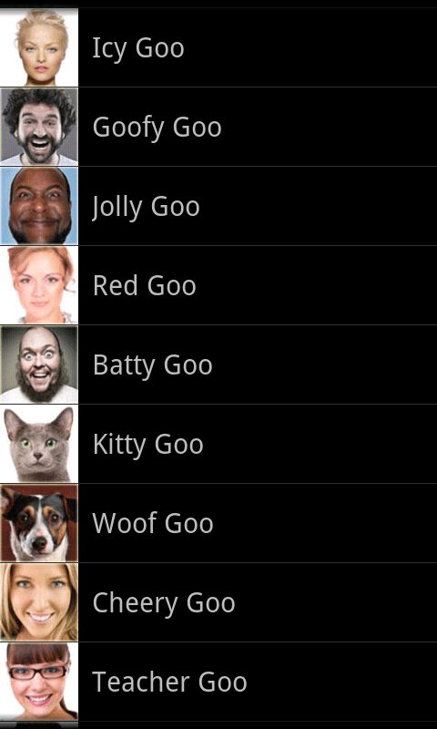 FaceGoo Screenshot