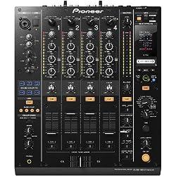 Pioneer DJM-900NXS mezclador DJ - Mezclador para DJ (107 Db, 24 Bit, 96 kHz, 0.004 %, 42 W)