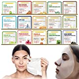 NOBLESSE 10pcs Korean Facial Skin Care Mask Sheet Moisture Essence Face Pack
