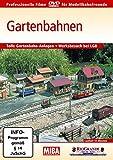 Gartenbahnen - Tolle Gartenbahn-Anlagen, Tipps und Tricks, Werksbesuch bei LGB
