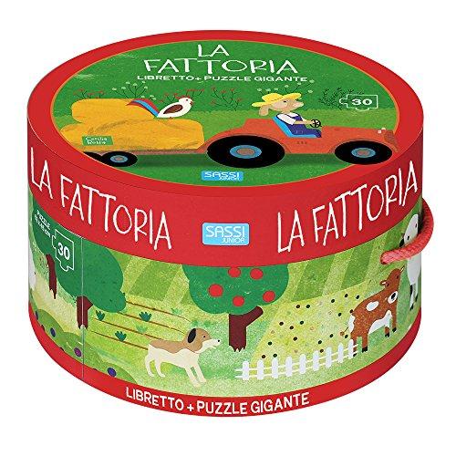 La fattoria. Ediz. a colori. Con puzzle