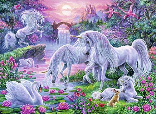 Ravensburger Unicorni - Puzzle 150 Pezzi