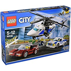 Lego High Speed Chase, Multi Color