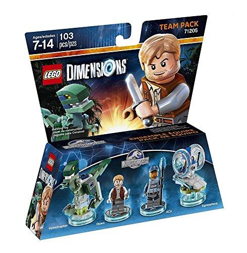 LEGO Dimensions - Jurassic World, Owen & ACU