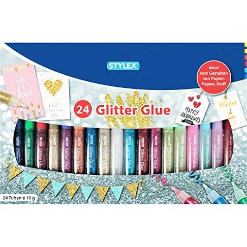 Stylex 3D Glitter Stifte