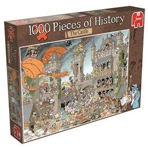 Jumbo - Puzzle El Castillo, 1000 Piezas (619202)
