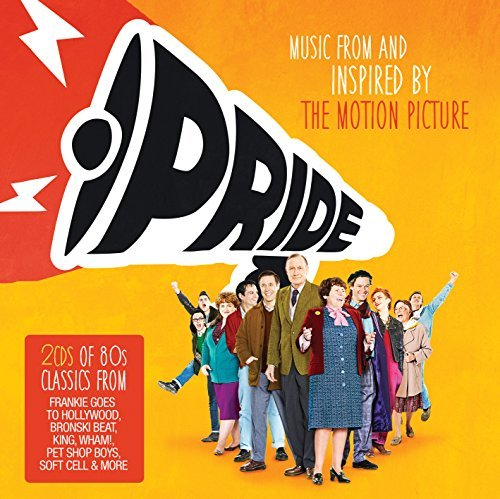 Pride - Music From and Inspired by The Motion Picture By Various Artists (2014-09-15)