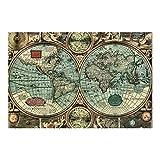 Vliestapete-Die alte Welt-Wandbild breit