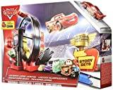 Cars DJC57 - Lanceur Double Super Looping