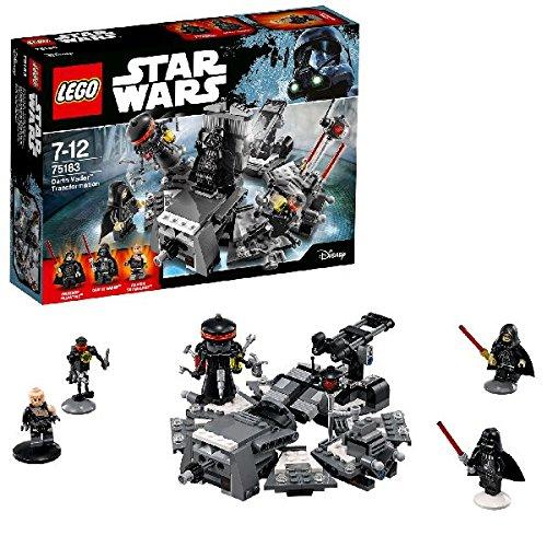 lego star wars la transformation de dark vador 75183 jeu de construction tout rc. Black Bedroom Furniture Sets. Home Design Ideas