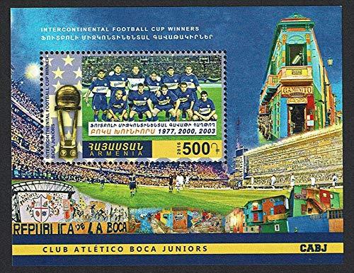LaVecchiaScatola.com 2016 Armenia Boca Juniors Coppa Intercontinentale