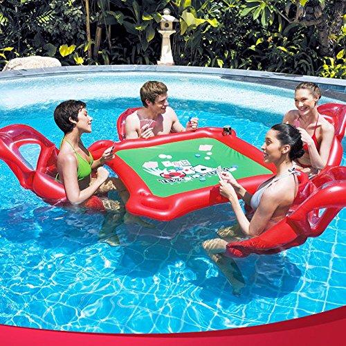 Schwimm luftmatratze test oder vergleich 2017 top 25 produkte for Pool aus gummi