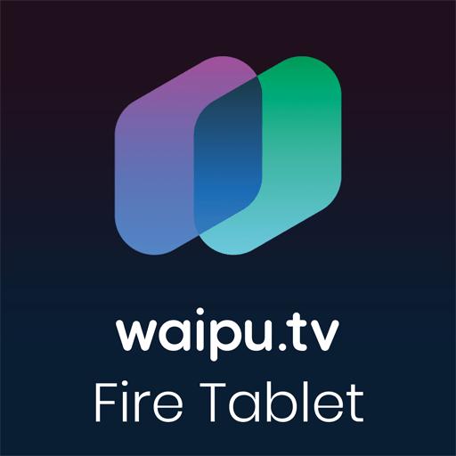 waipu.tv - Live-Fernsehen auf Fire Tablet