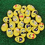 BESTOYARD Easter Egg Hunt for Easter Games and Kids Party Game- 24 Pack
