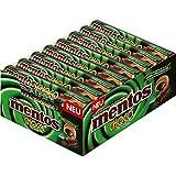 24 Rollen Mentos Choco & Mint Karamelbonbon mit Mint a 38g softer Mentos Choco & Mint Karamelbonbon gefüllt mit Mint Schokolade